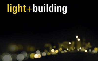 Iuminación, electrotecnia y casas-robot en Light + Building 2018
