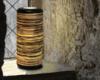 Sobremesa en chapa de madera